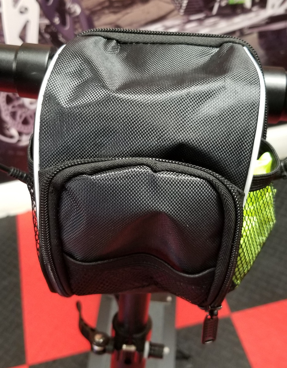 ACCESSORY BAG  FOR TNE Q4-V3 or V4 Plus SCOOTER