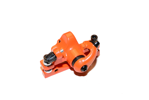 Orange Front or Rear Brake Caliper Type 2