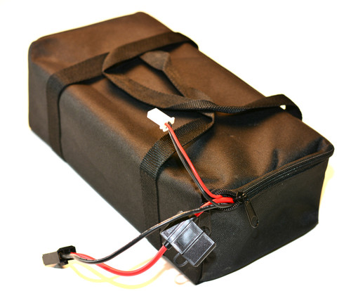 New! Compact Lithium Battery 48V 13ah for 1600/1800w Scooters