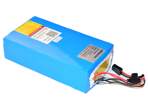 NEW! Blue Case Lithium 60V 20AH Battery for 2000w Scooter