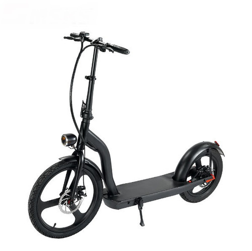 NEW! 2020 MK9S 350w 36v 15ah Electric Scooter Lithium Battery Electric Scooter (Black)****FREE SHIPPING USA****
