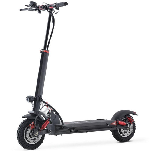 NEW! 2021 HYPER HP-142 2400W (1200W*2) 60V 18A Electric Scooter Lithium Battery Electric Scooter (Black)****FREE SHIPPING USA****