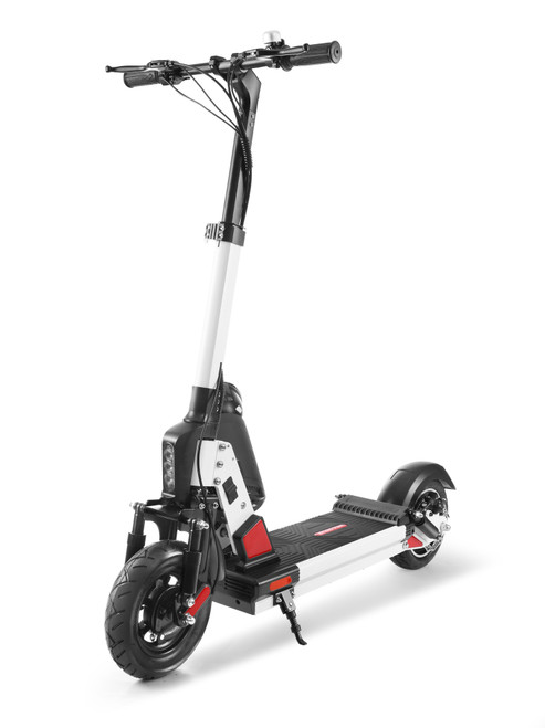 NEW! 2021 KEDE 500W 48V 20AH Lithium Electric Scooter (White)****FREE SHIPPING USA****