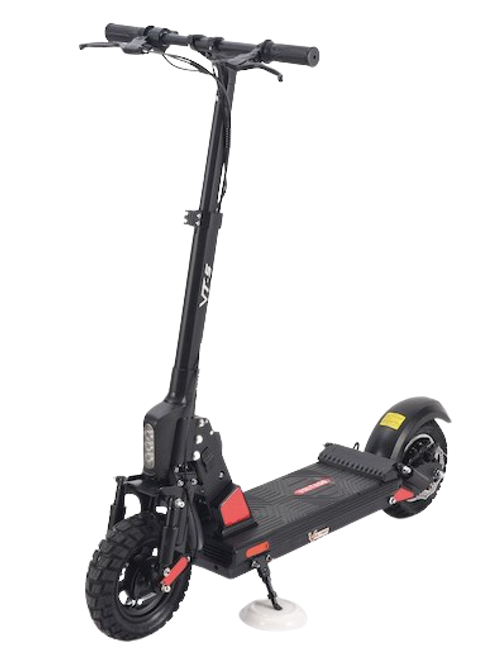 NEW! 2021 KEDE 500W 48V 20AH Lithium Electric Scooter All Terrain Tires (Black)****FREE SHIPPING USA****
