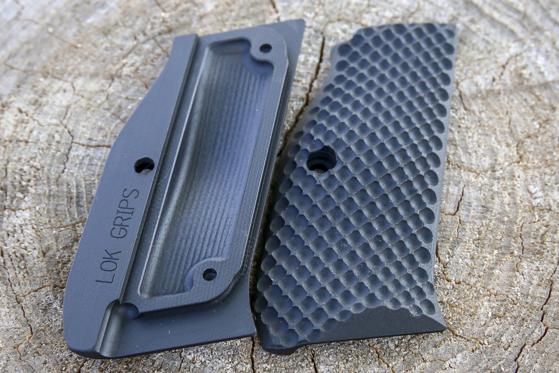 Lightweight CZ Shadow 2 Palm Swell G10