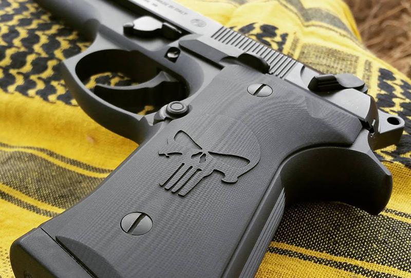 LOK Grips | High Quality CNC Made G10 Pistol Grips