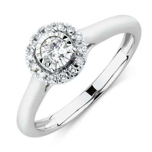1/4 Carat TW Of Diamonds