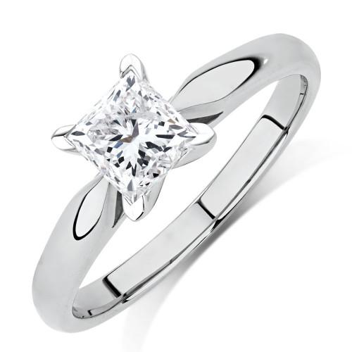 A 1 Carat Diamond