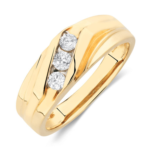 10kt Yellow Gold