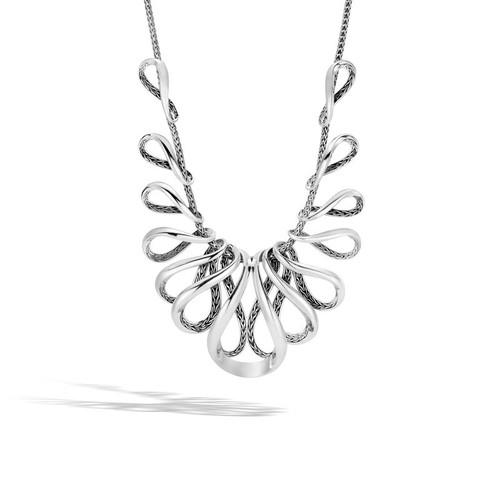 Link Bib Necklace
