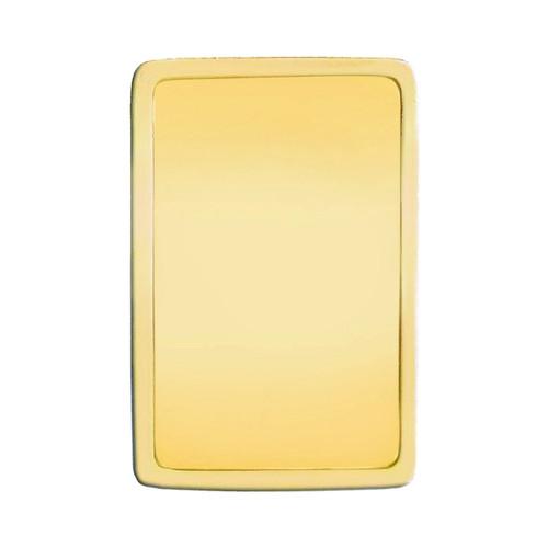 999 Purity 50 Gms Plain Gold Bar MGBPL999P50G