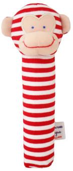 Monkey Squeaker - Red Stripe