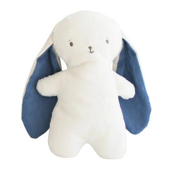 Bobby Snuggle Bunny 20cm Chambray Linen
