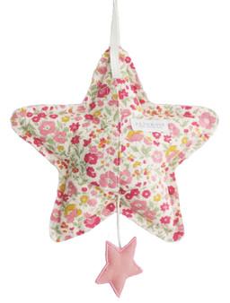Star Musical - Blush Linen & Rose Garden