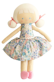 Audrey Doll 26cm Liberty Blue