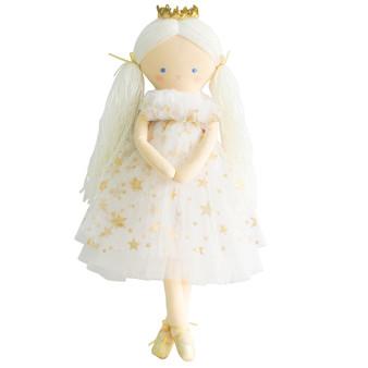 Penelope Princess 50cm Gold Star Tulle