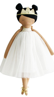 Pandora Princess Doll 50cm Ivory Gold