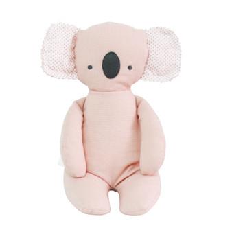 Baby Floppy Koala 25cm Pink