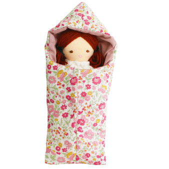 Mini Sleeping Bag 30cm Rose Garden