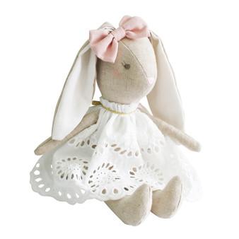 Baby Broderie Bunny 25cm