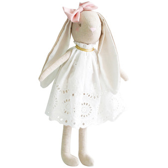 Mummy 40cm Broderie Bunny