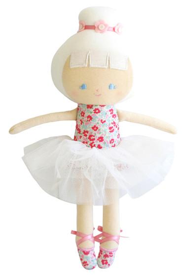 Baby Ballerina Doll 25cm - Sweet Floral