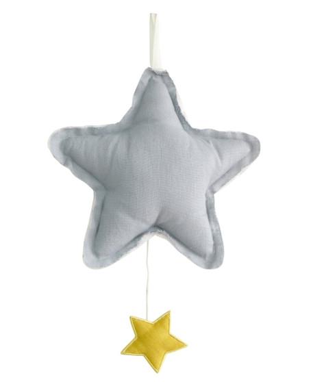 Star Musical - Grey Linen