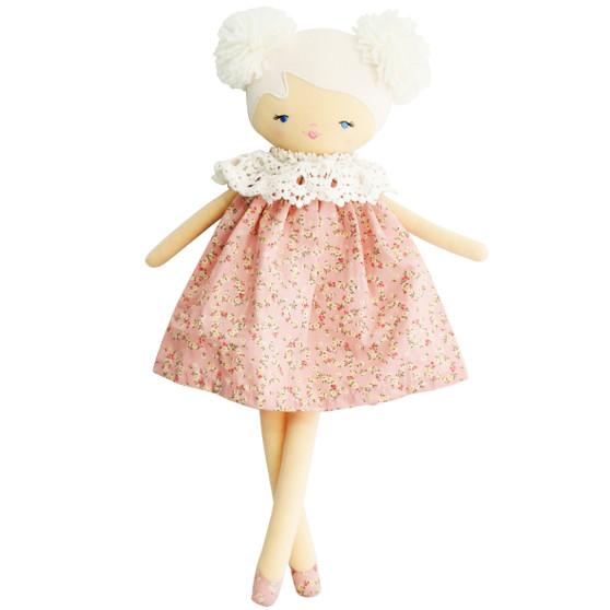 Aggie Doll 45cm Posy Heart