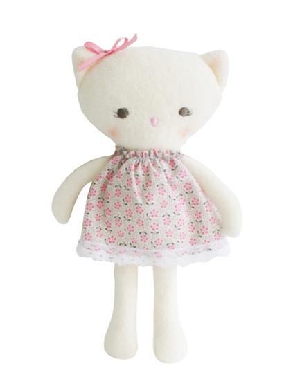 Mini Kitty Doll 21cm Ditsy Floral