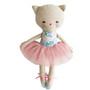 Odette Kitty Ballerina 25cm Liberty Blue