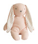 Bobby Floppy Bunny 25cm - Pink Linen