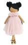 Valentina Pom Pom Doll 48cm Sparkle Pink