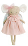 Angel Baby Mouse 25cm Pink Silver