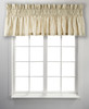 Trellis Tailored Valance in Natural