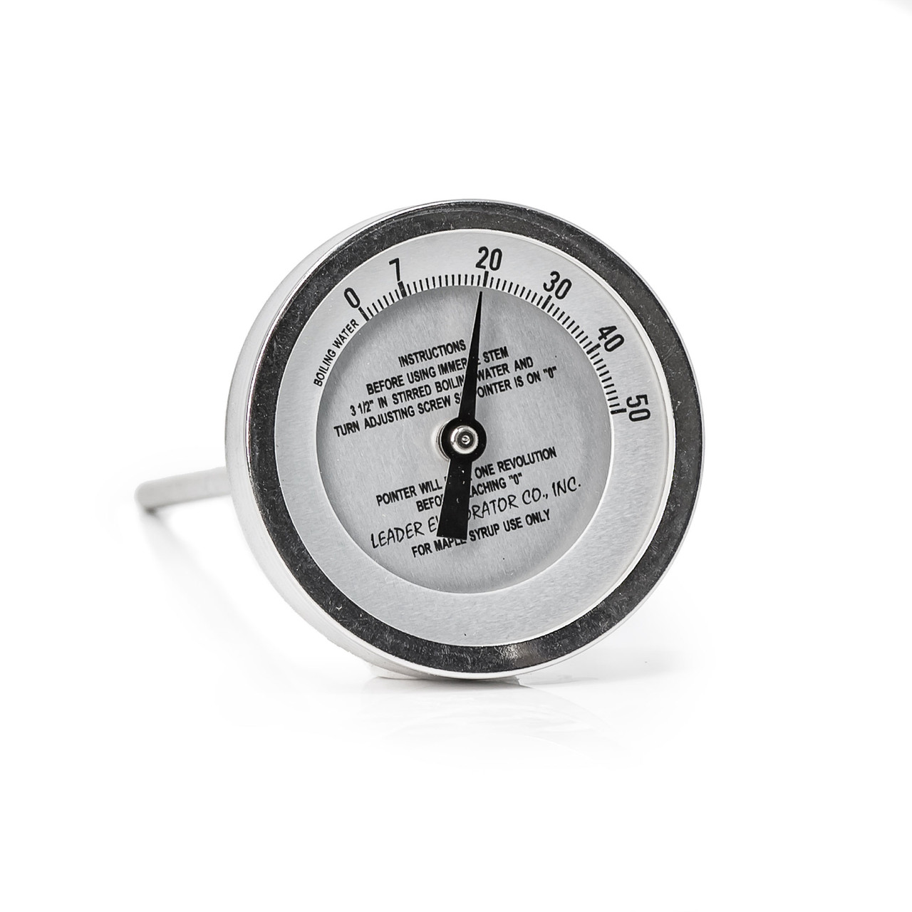 Dial Thermometers For Maple Syrup