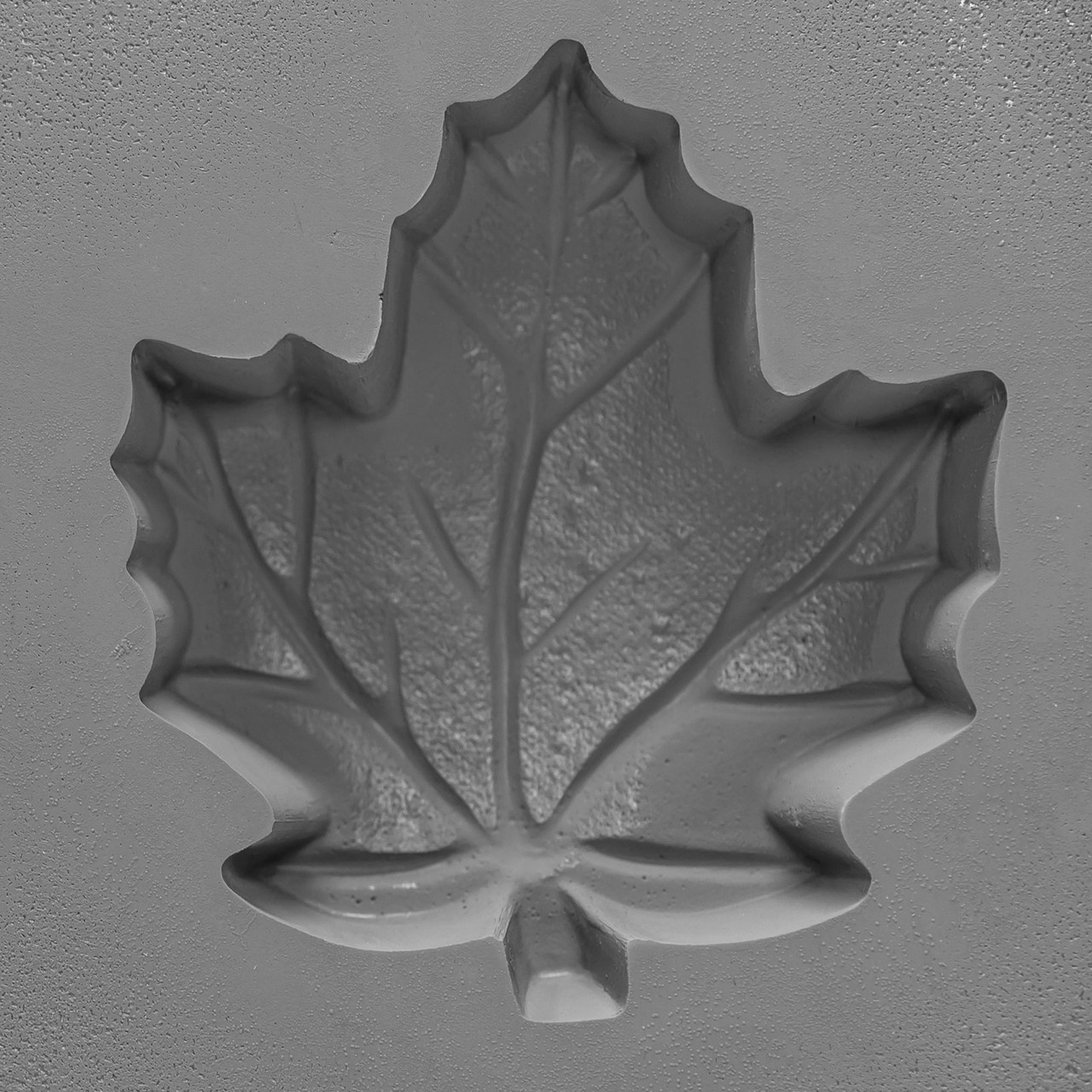 Rubber Maple Leaf Candy Mold