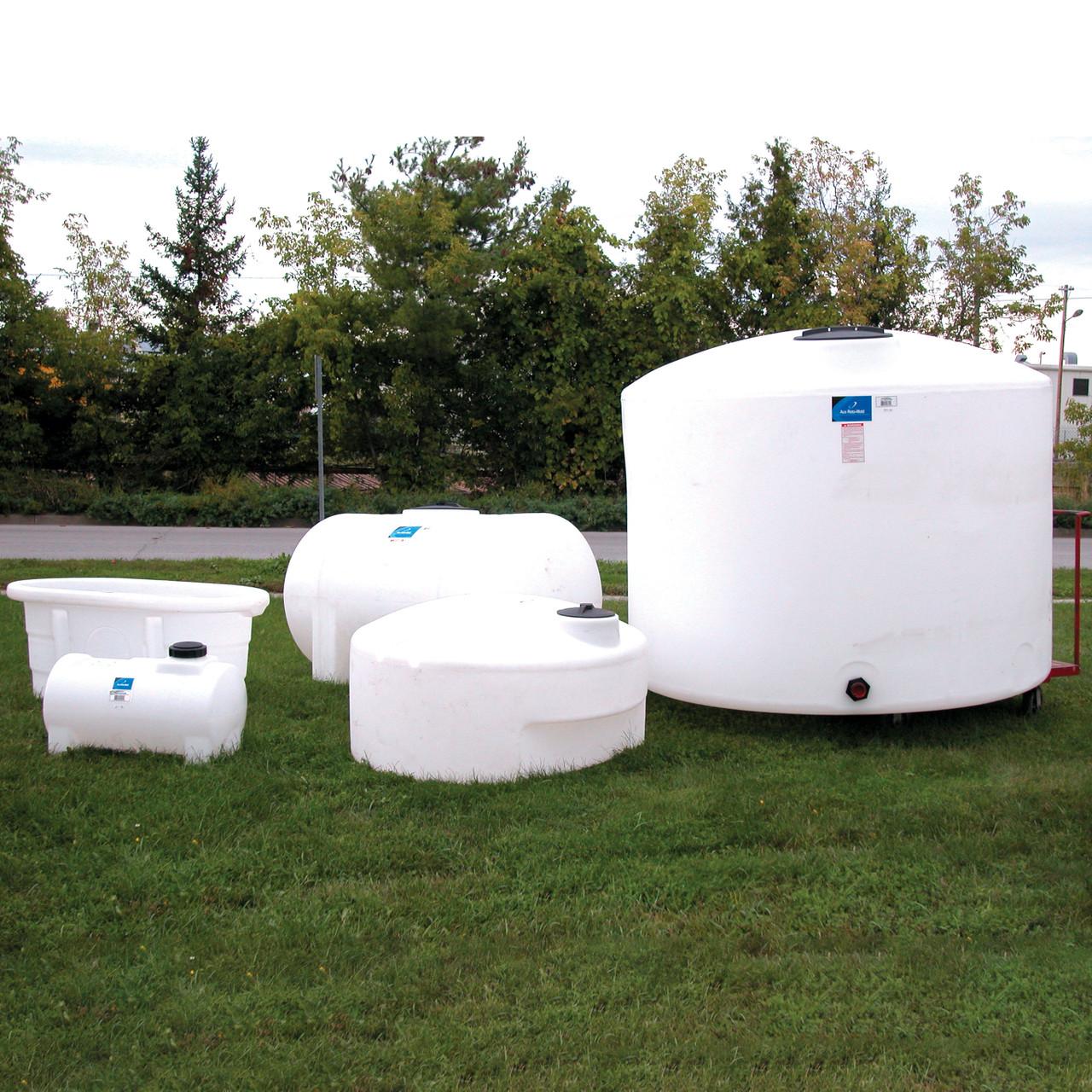 Polyethylene Storage Tanks
