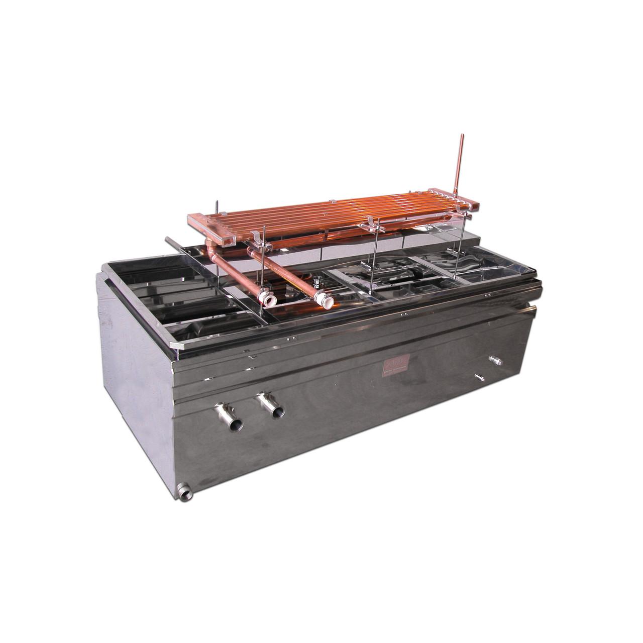 Parallel Flow Sap Pre-Heater
