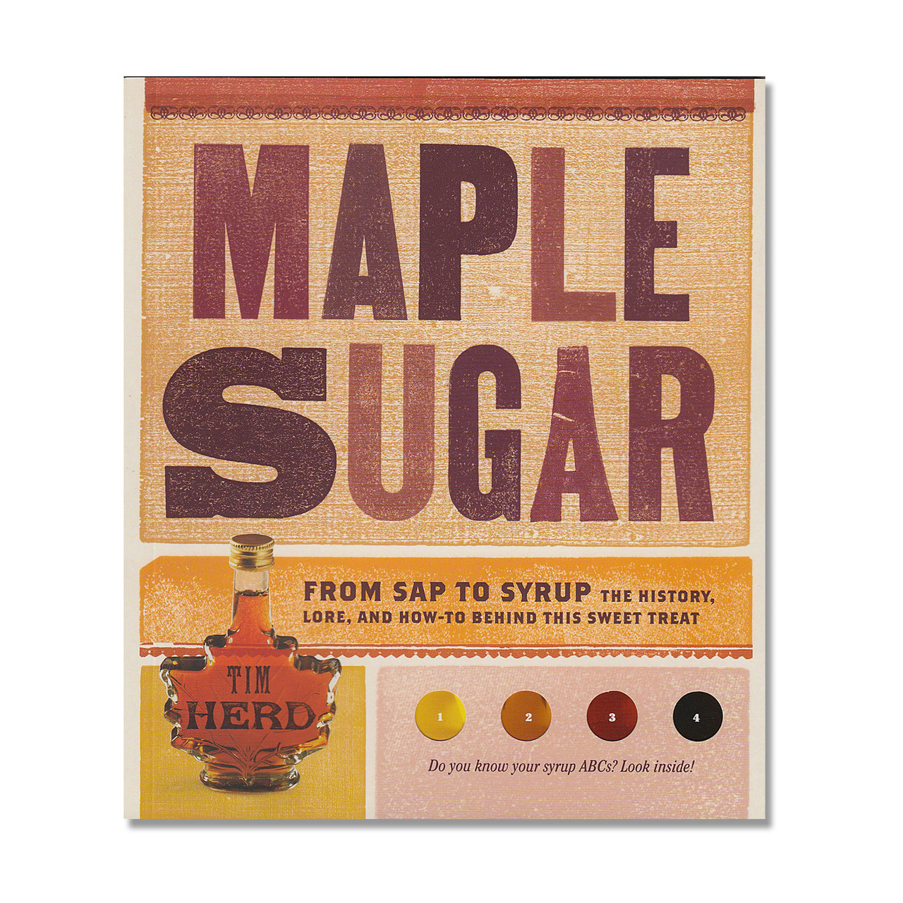 Maple Sugar, Sap to Syrup