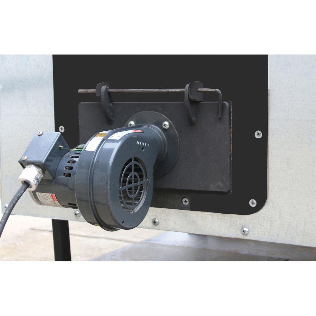 BTU Booster for Half Pint Evaporator