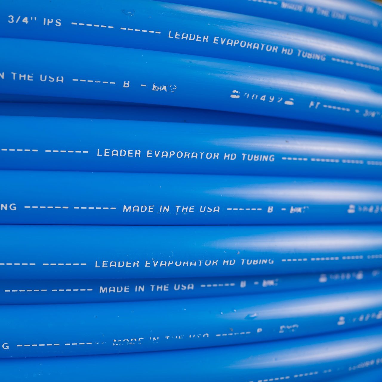 Leader HD Plastic Mainline Tubing