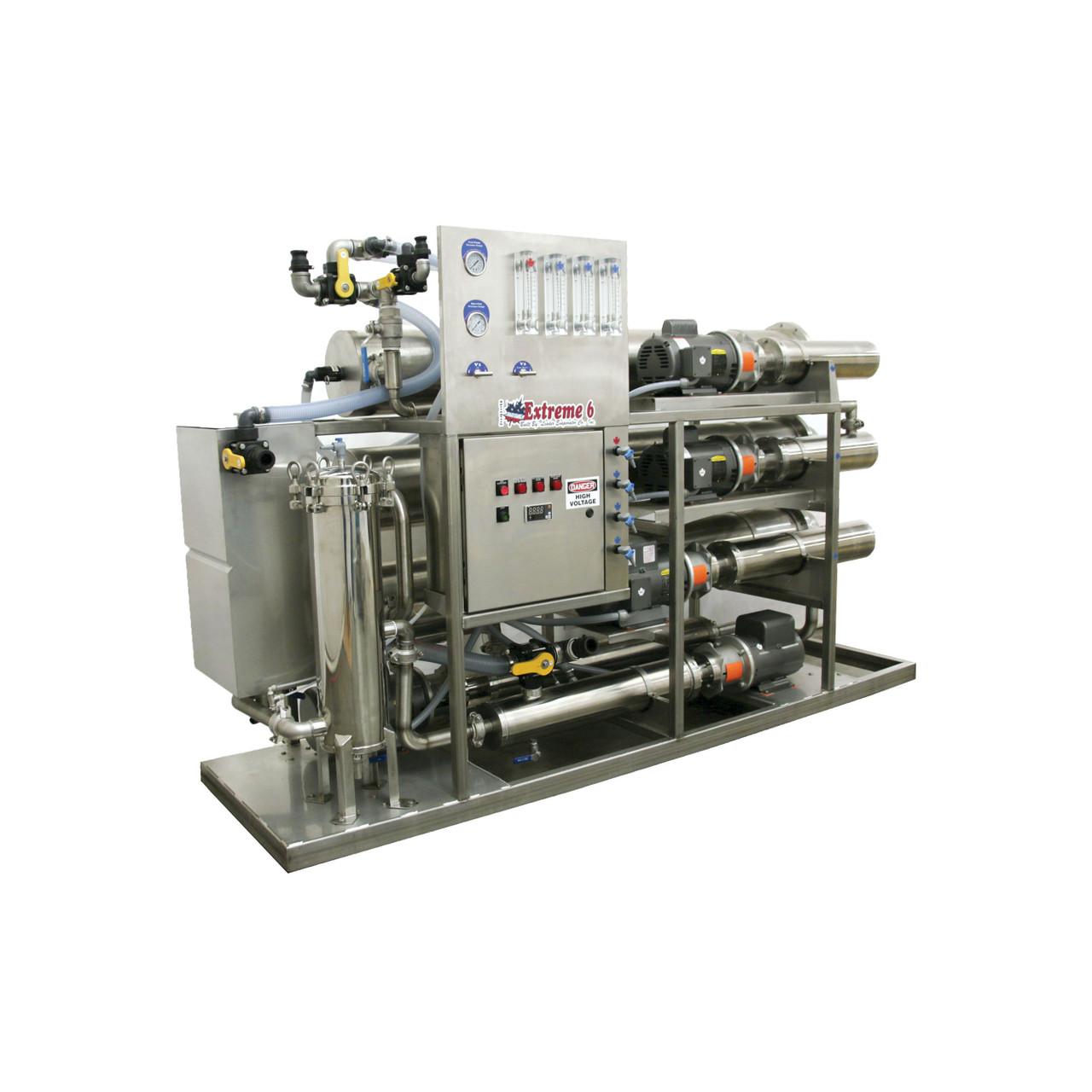 Extreme Reverse Osmosis Machine
