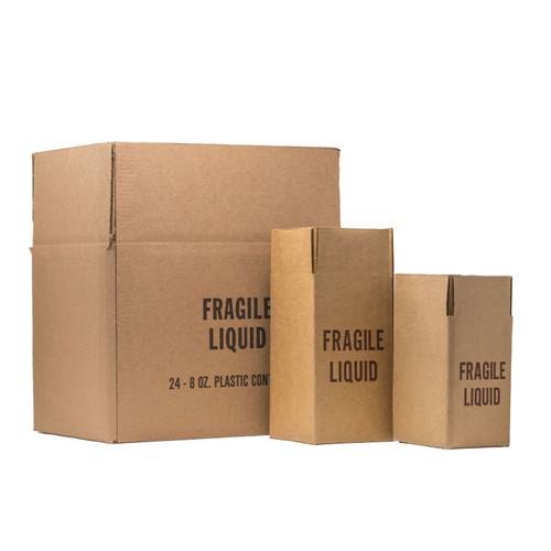 Shipping Cartons for Sugarhill Plastic Jugs
