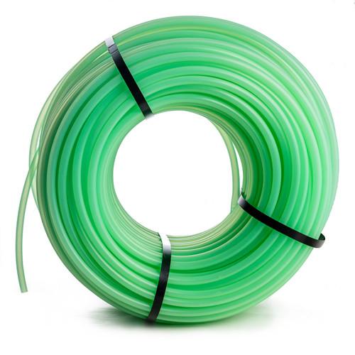 "Leader Max Flow Grip 5/16"" tubing - Green"