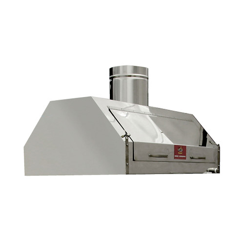 Syrup Pan Stainless Steel Steam Hoods