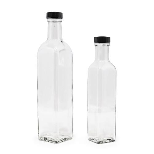 Marasca Bottles for Maple Syrup