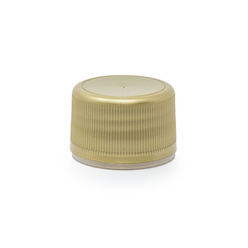 Gold cap, 28mm