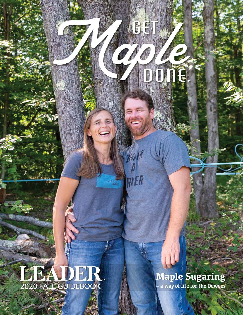 Leader Fall Guidebook