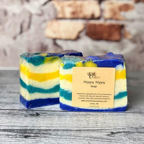 Soap The Happy Hippy