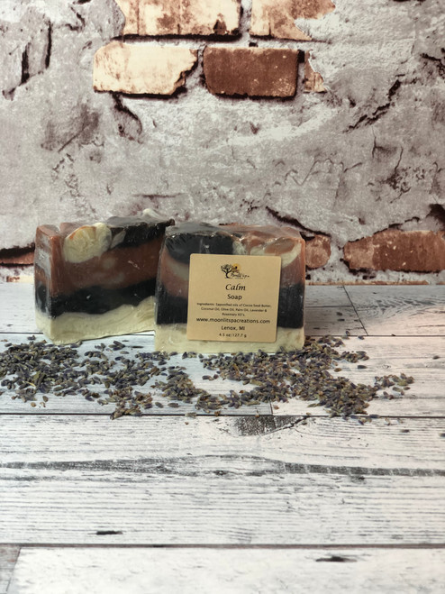 Soap Calm/Lavender & Rosemary
